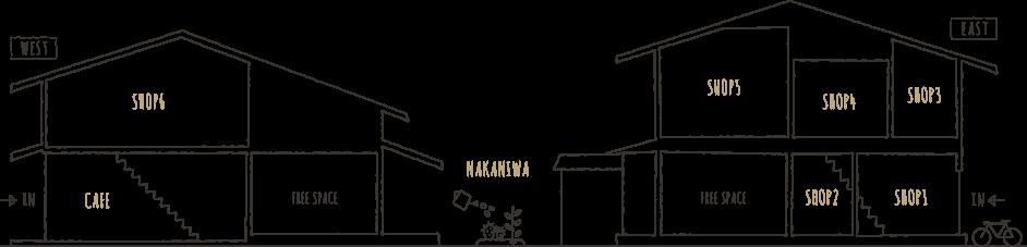 itonowa shop簡略図