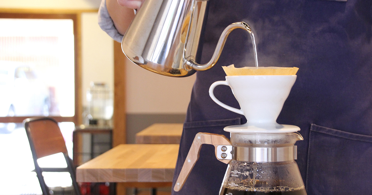 COFFEE WORKSHOP 〜はじめてのハンドドリップ〜