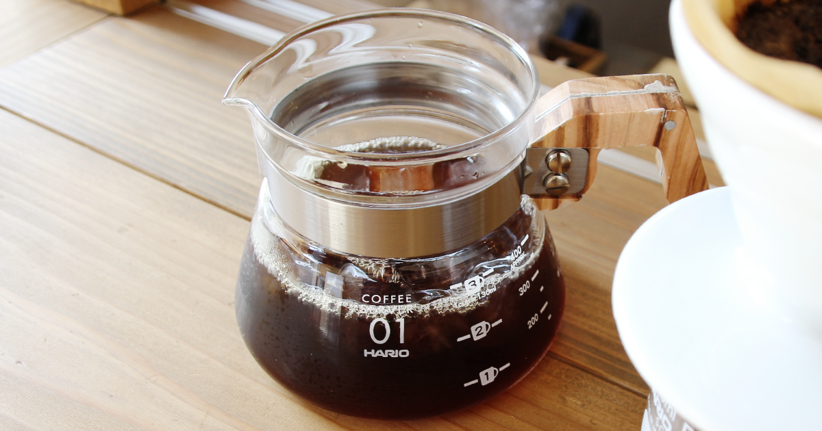COFFEE WORKSHOP 〜アイスコーヒーの淹れ方〜